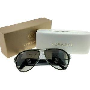 VE2171B-13928E Women's Green Frame Sunglasses